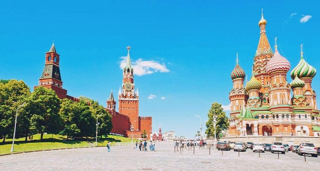 5 Sights in Russia - Best Points of Interest